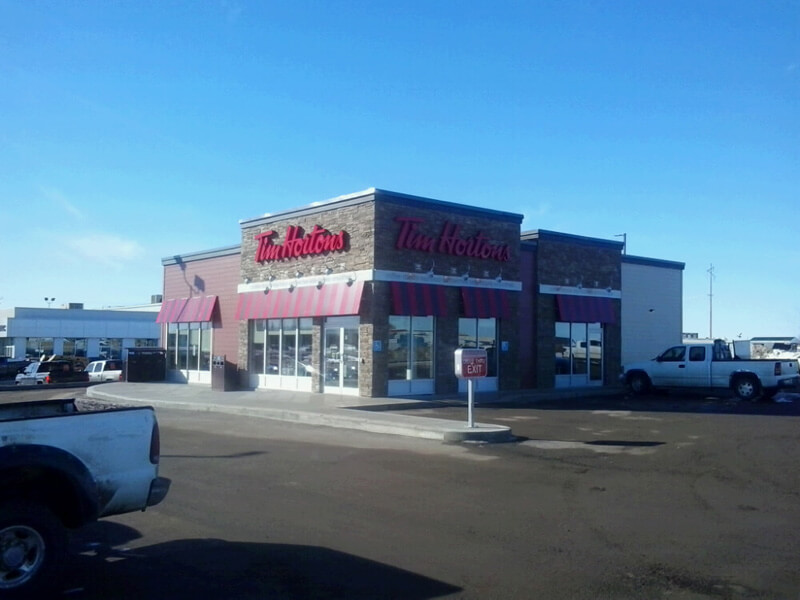Tim Horton's - Meadow Lake, SK