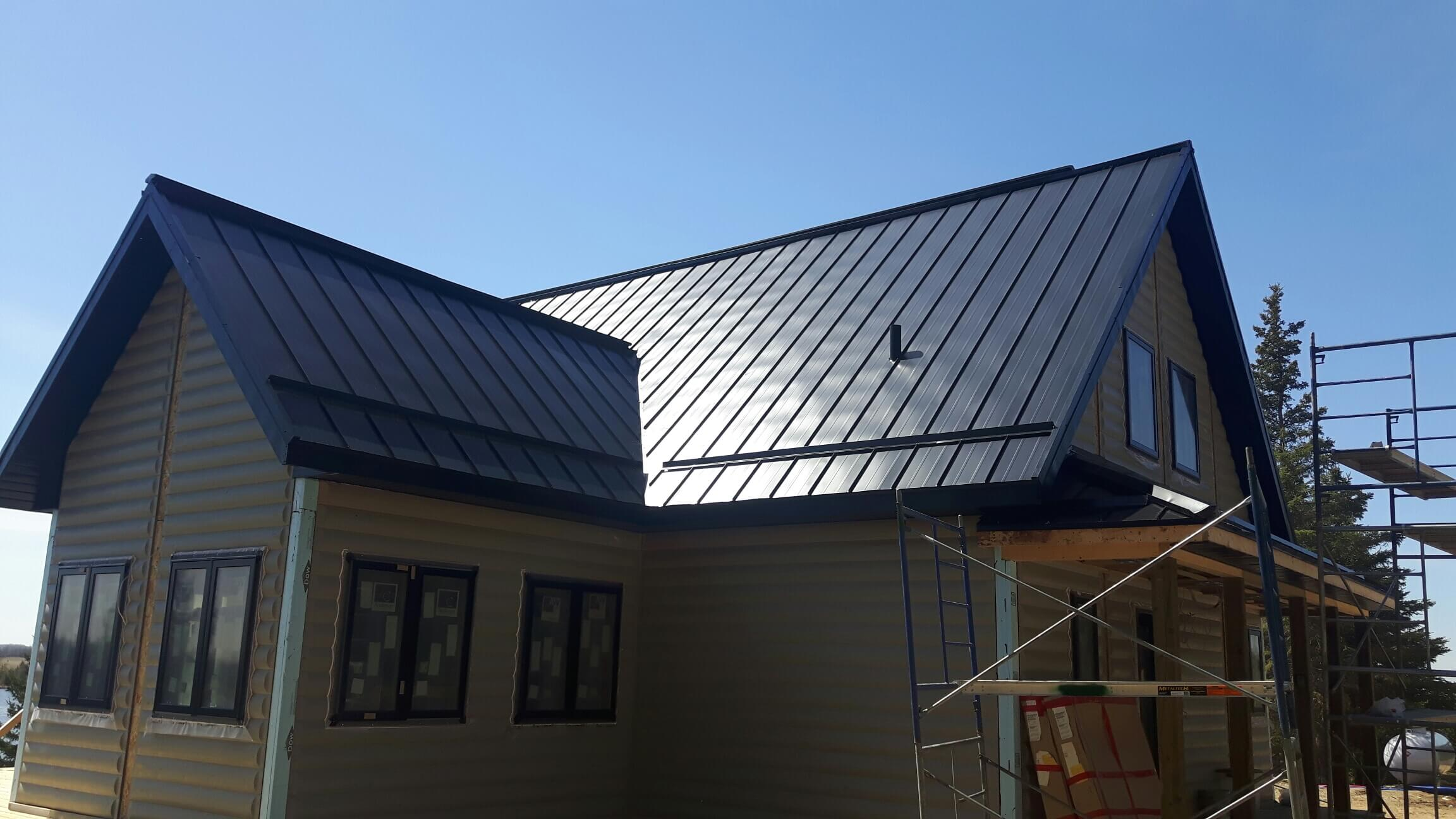Residential Metal Roof 2