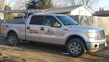 madge roofing truck utility